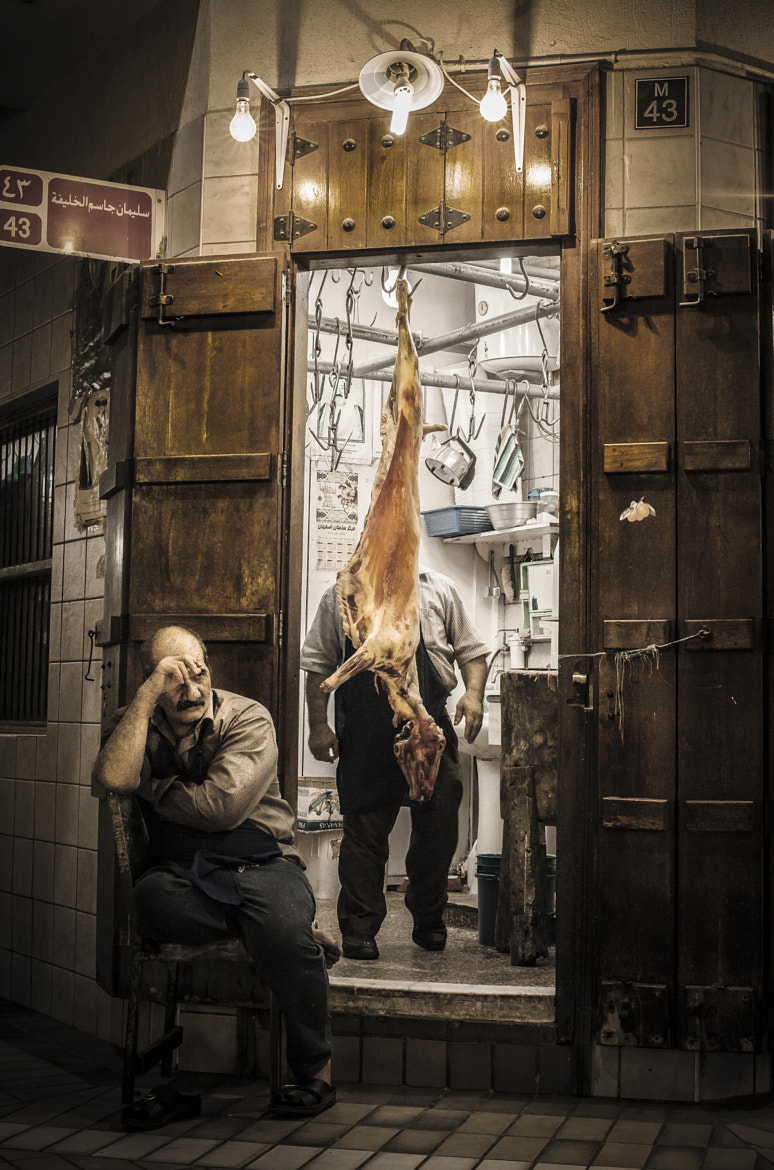 Photograph The Meat Man by Kyle Stanley on 500px