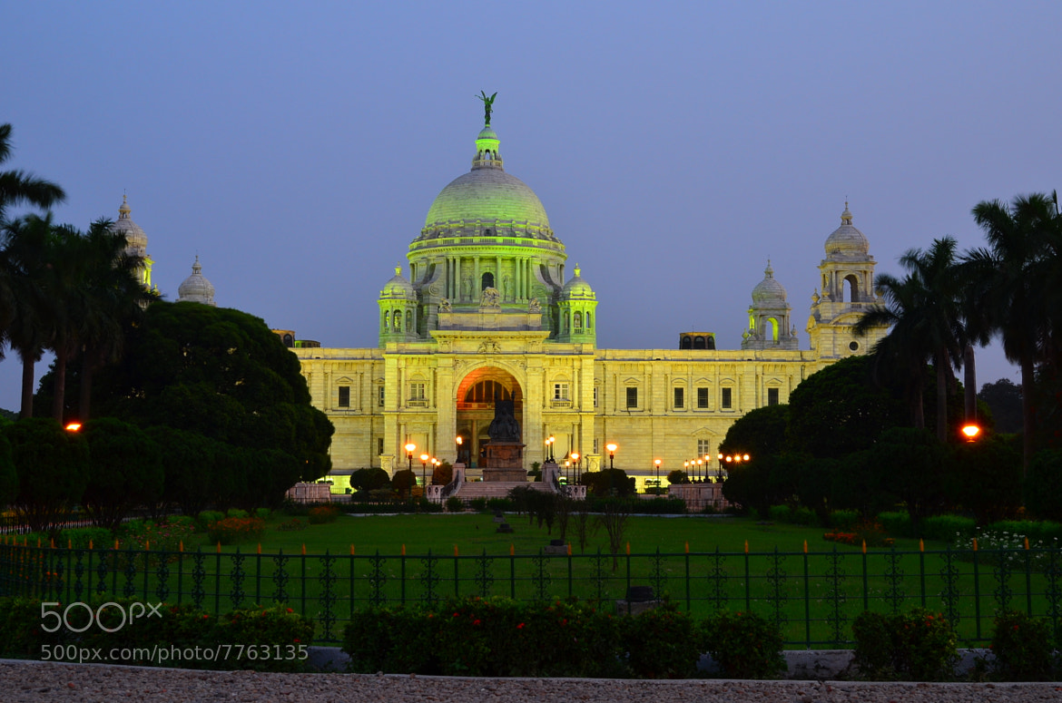 Photograph Victoria @ dusk by Palash K on 500px