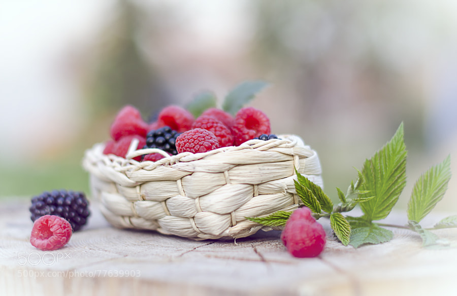 Photograph berry basket by Vyacheslav Ivanov on 500px