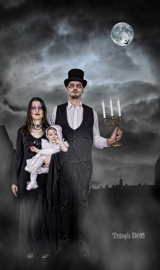 Photograph Family Portrait by Trash  Doll on 500px