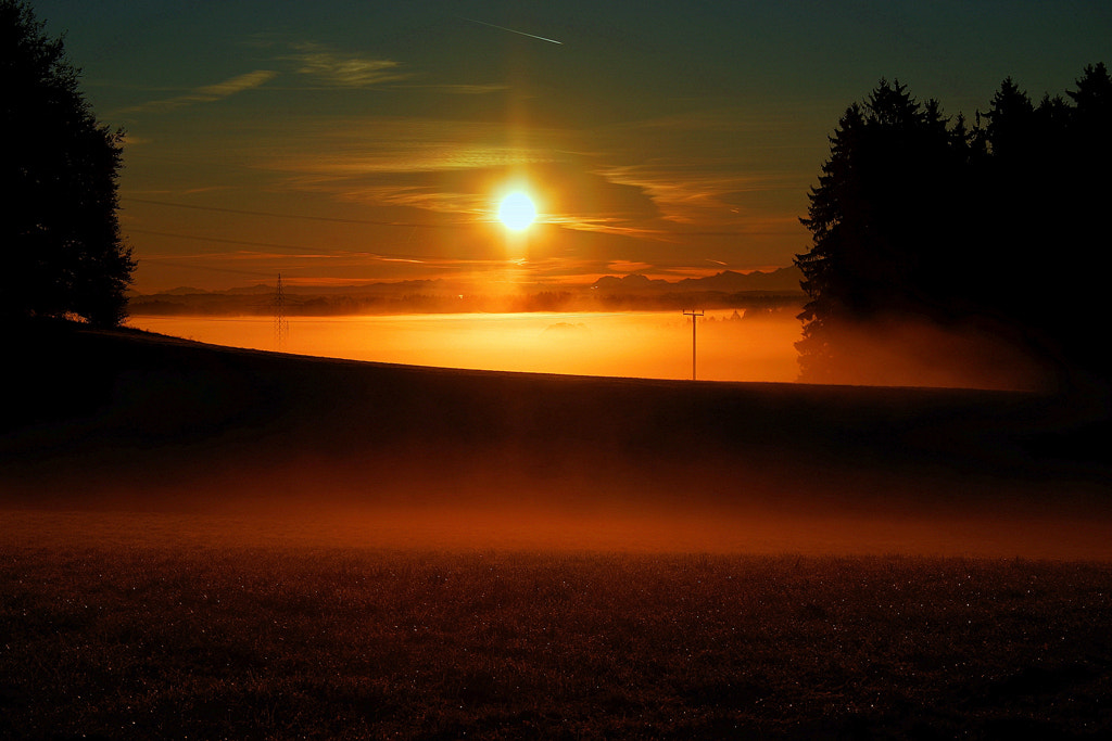 Photograph Mystic Morning by Monica Winkler on 500px