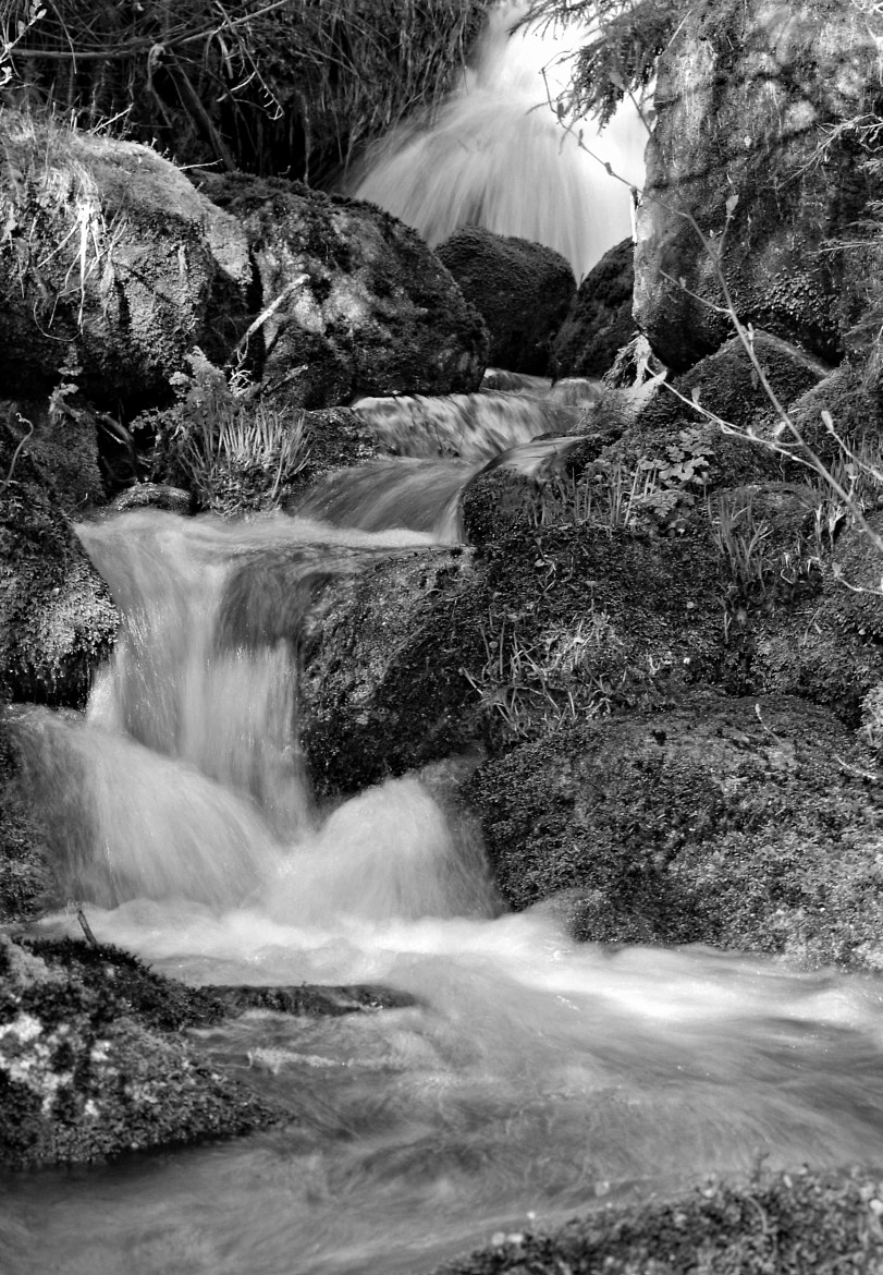 Photograph Waterfalls - series. XIV by Miguel Silva on 500px