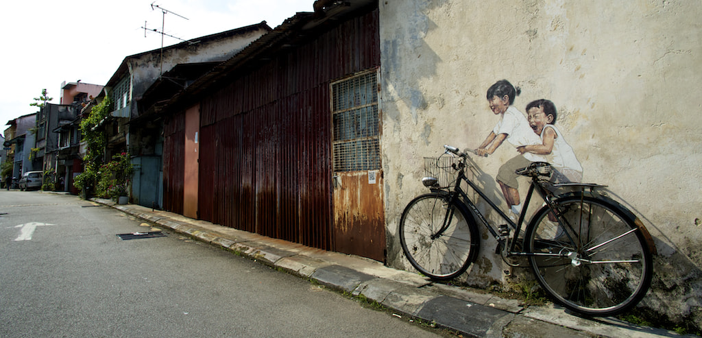 Photograph 回忆小时候.......... Recall our childhood......... by CK NG on 500px