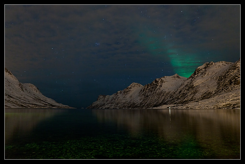 Photograph Fjord by Werner Schmid on 500px