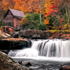 ������, ������: Autumn at the Grist Mill