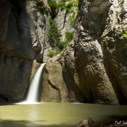 Водопадът Момин скок / Momin Skok Waterfall
