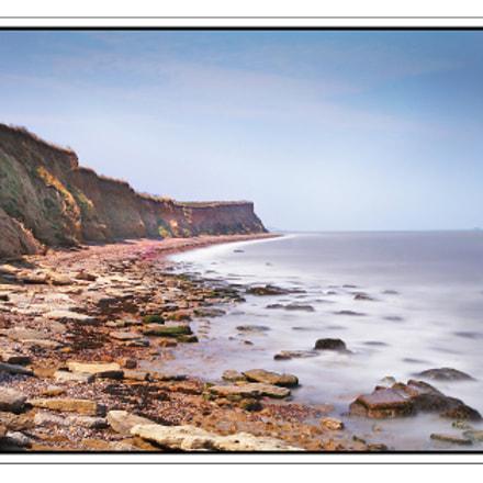 'The Beach, Reculver, Kent'