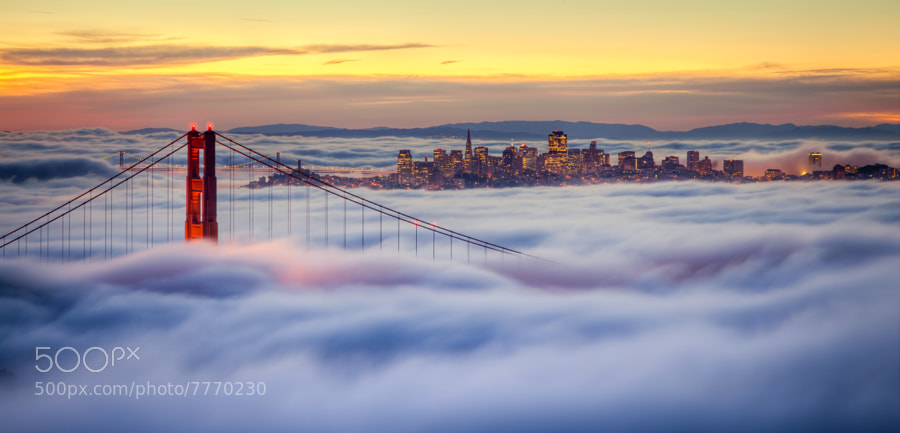 Photograph Out from the Fog by Mark Brodkin on 500px