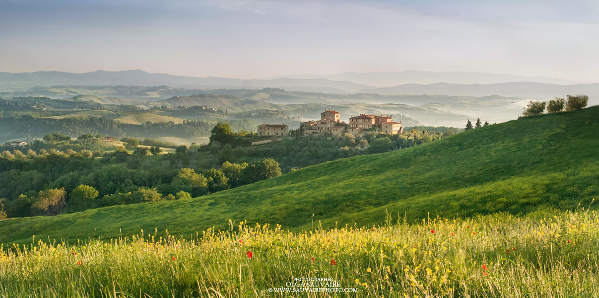 Photograph Toscana by Olga Sauvaire on 500px