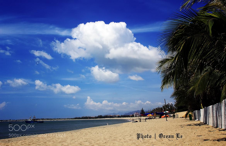 Photograph Sea Ninhchu, Viet Nam by Ocean  Le on 500px