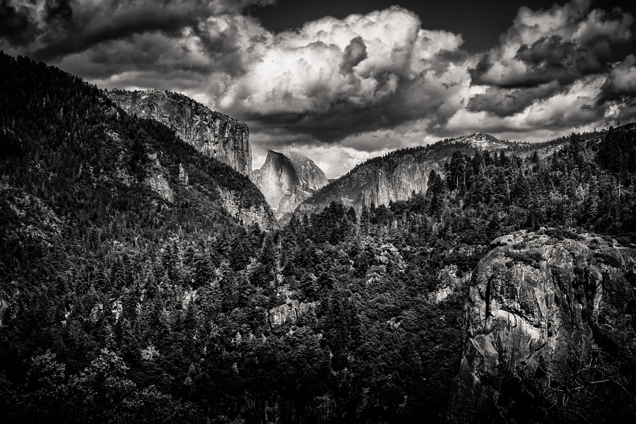 Photograph .::Yosemite Valley::. by Bryce Keen on 500px
