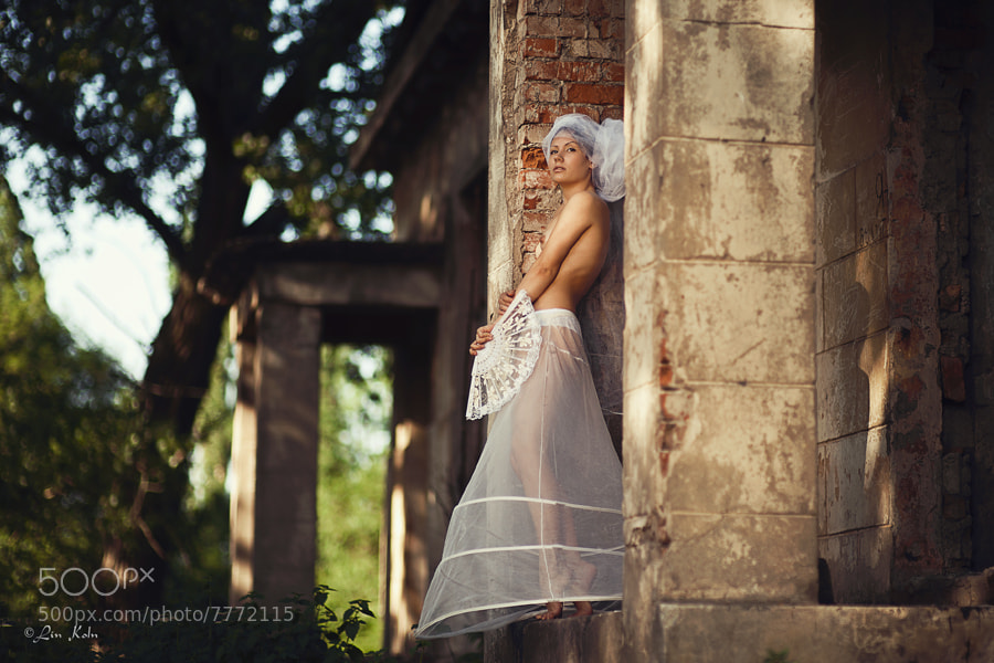 Photograph В поисках пути. Потерянная душа by Lin Koln on 500px