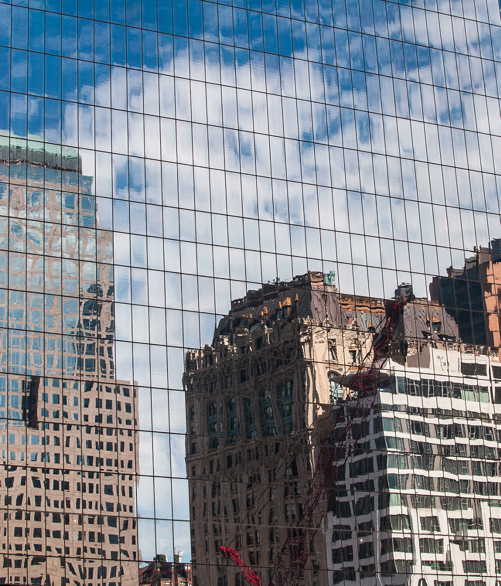 Photograph Reflection Downtown by Kurt Nelson on 500px