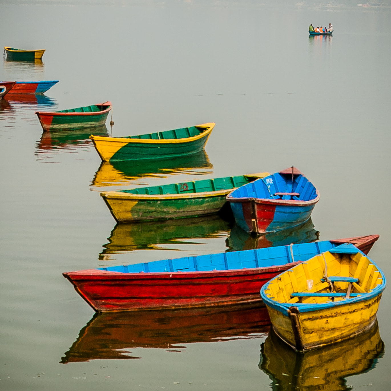 Photograph Boats on plewa lake by Ralf Kayser on 500px