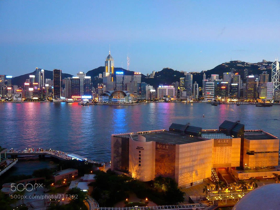Photograph Hong Kong at Dusk by Philip Leong on 500px