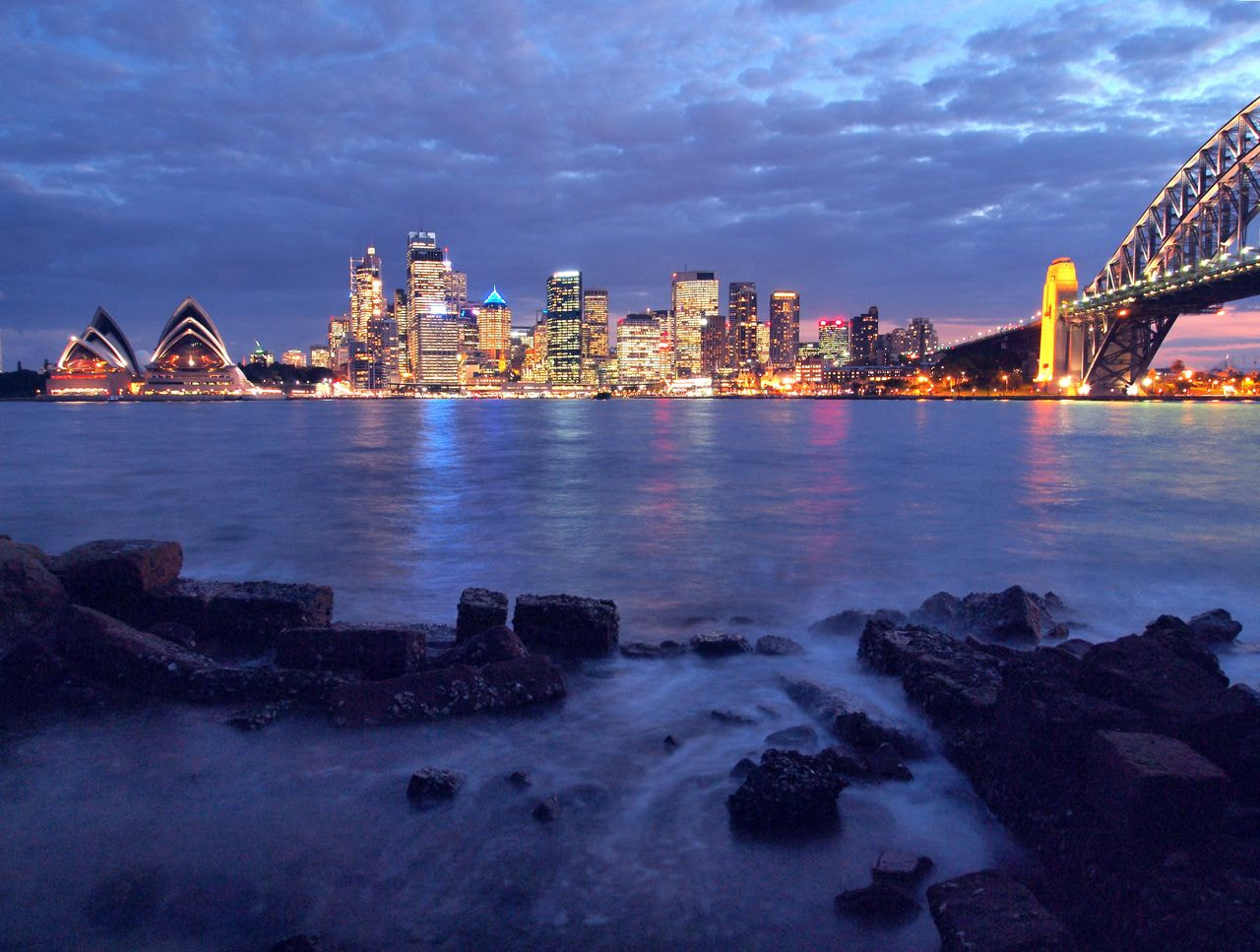 Photograph Sydney Harbour from Kirribilli by Philip Leong on 500px