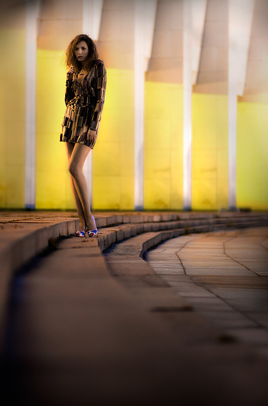 Photograph A Late Walk II by Prosto Photography on 500px