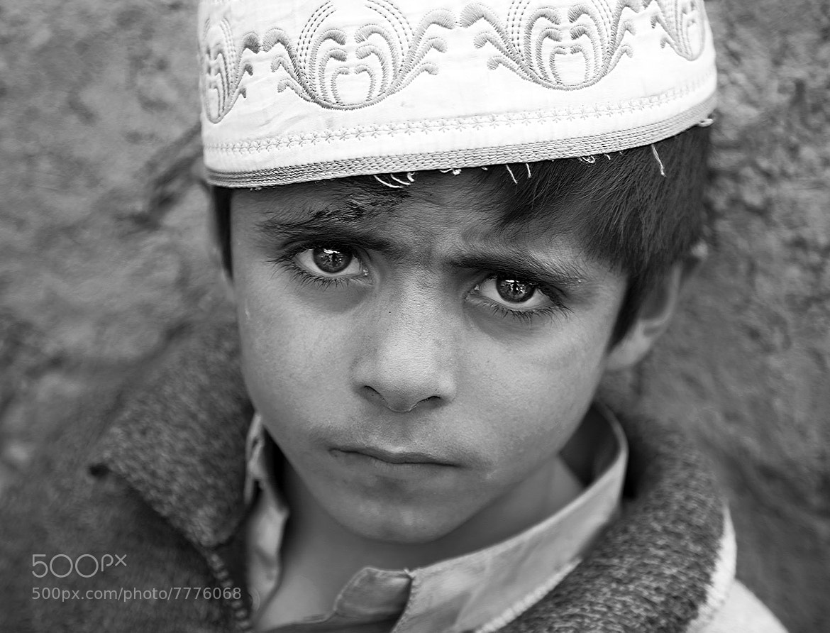 Photograph look at me by bahar mohamadian on 500px