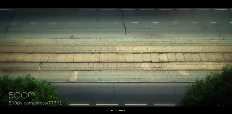 Photograph Don't Cross by Vitalik Klishin on 500px