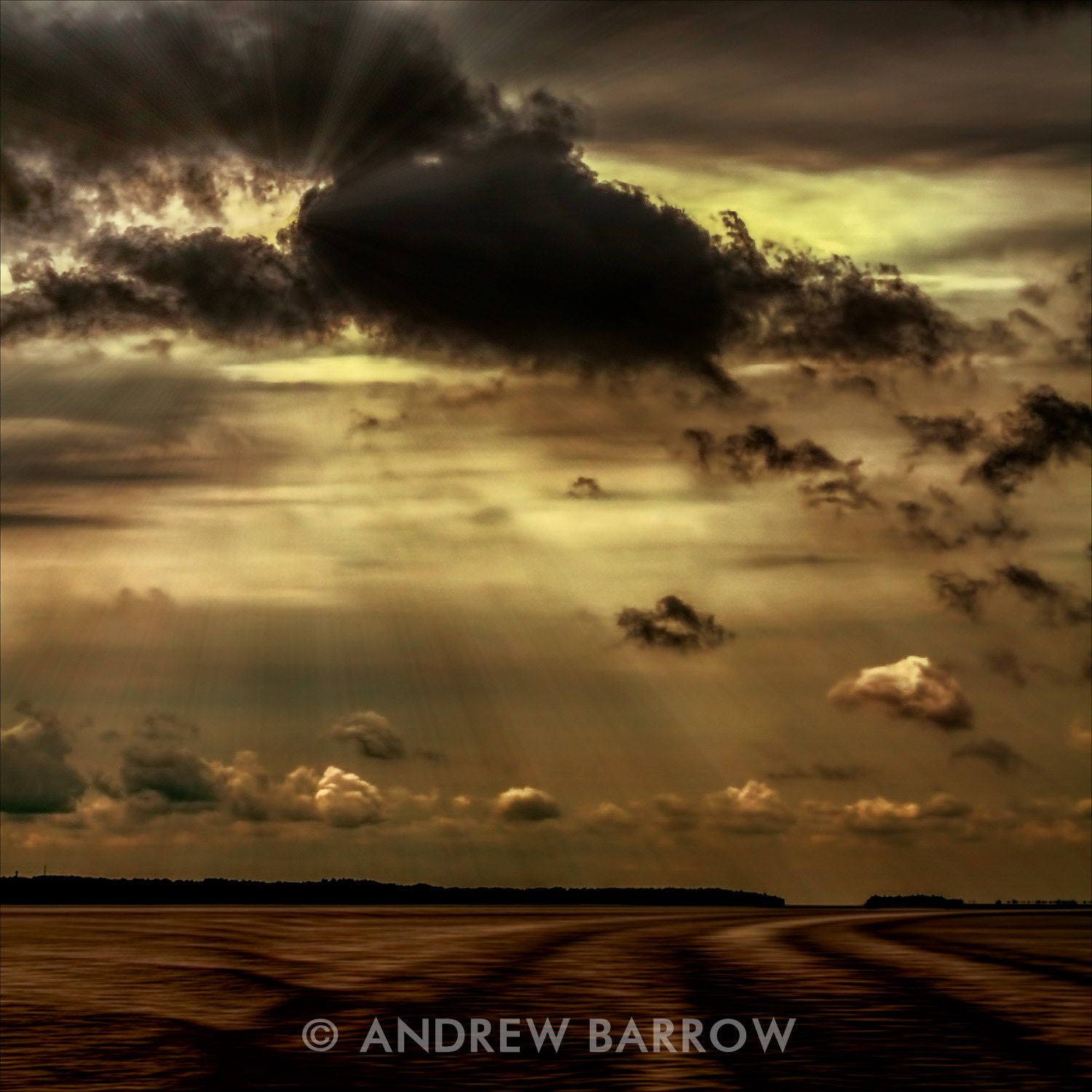Photograph Through the Clouds by Andrew Barrow ARPS on 500px
