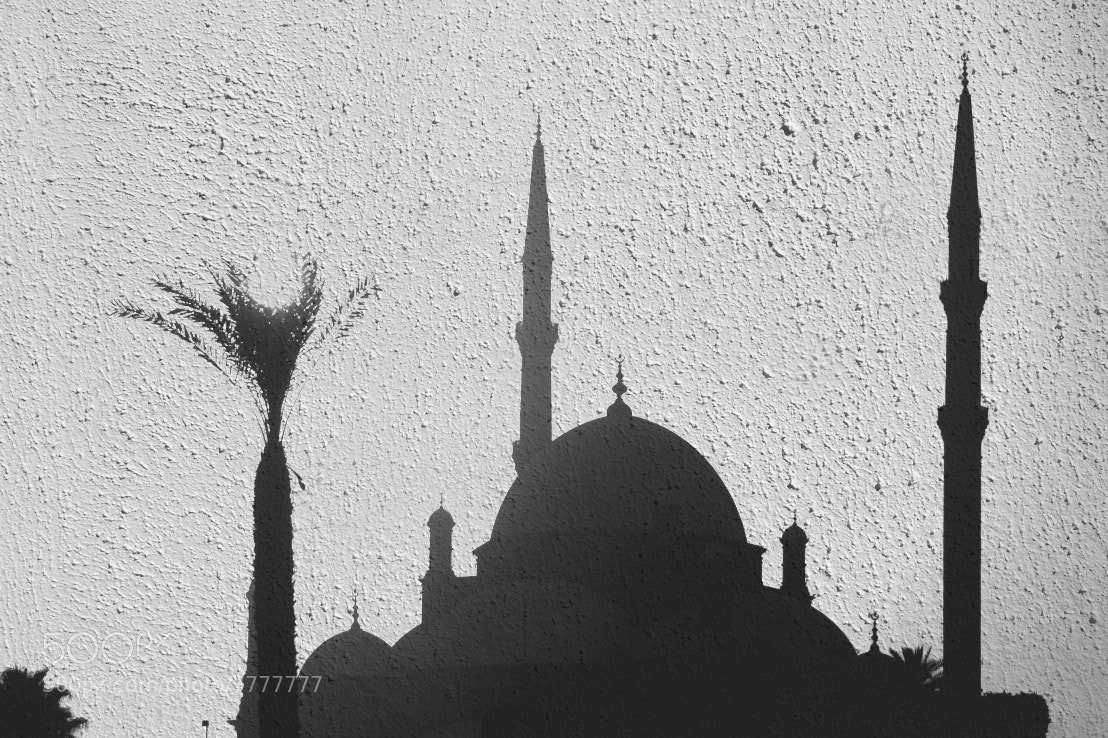 Photograph Shadow Paint On Wall by jamil ghanayem on 500px