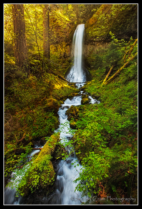 Photograph Epiphany Falls... by Jeremy Cram on 500px