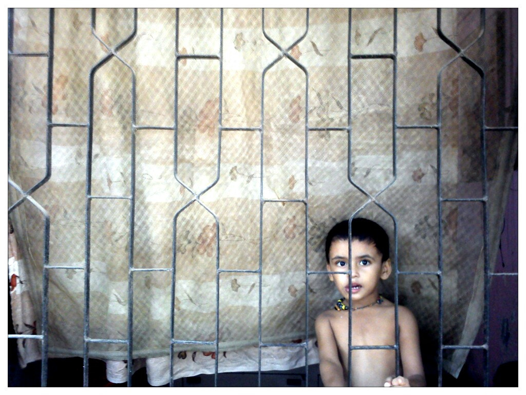 Photograph Innocence caged... by sam nagarare on 500px