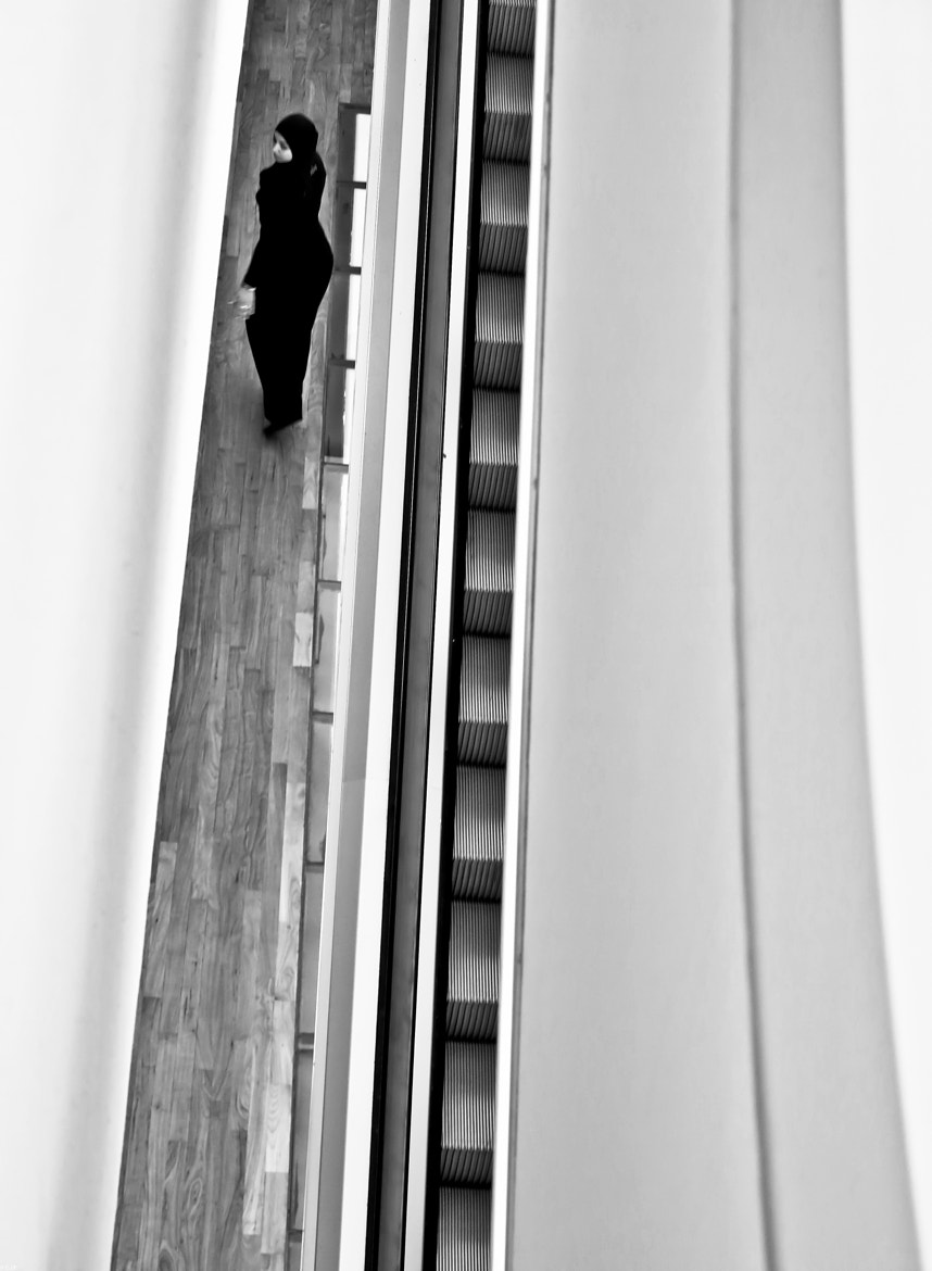 Photograph looking down by Georgie Pauwels on 500px