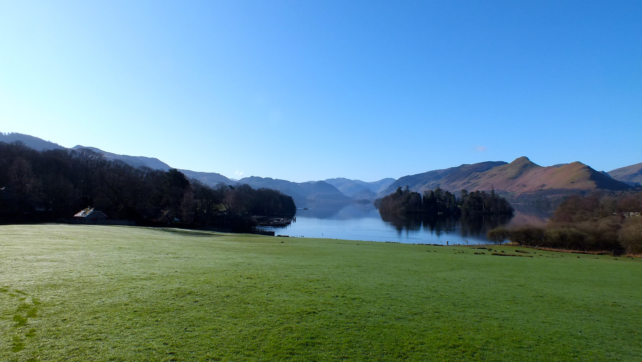 Photograph Derwent Water-Wide Angle by Sam Barnwell on 500px