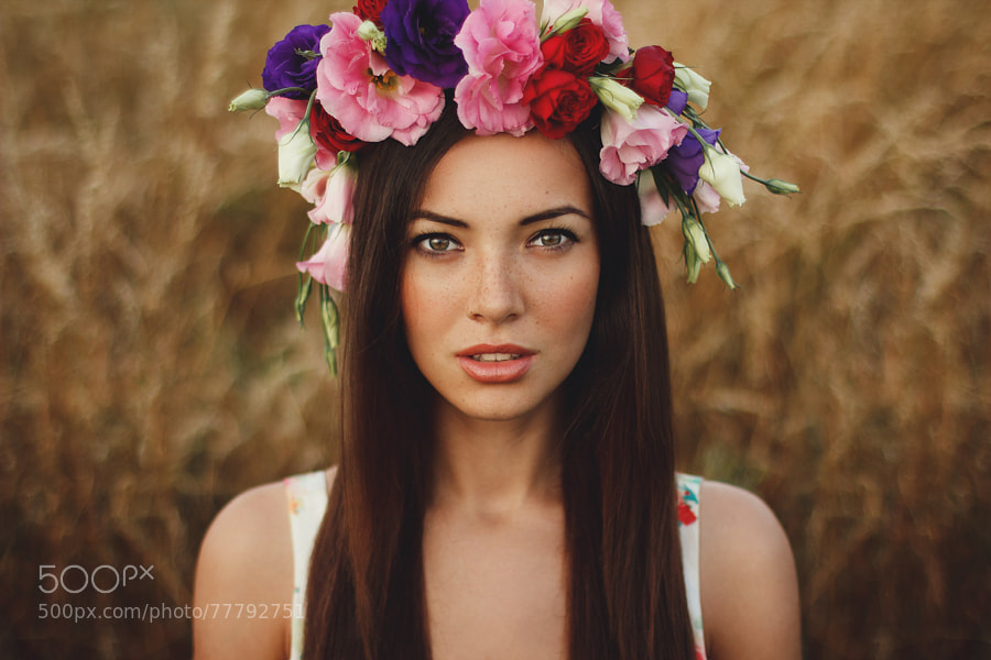 Photograph Russian girl by Anna Anokhina on 500px