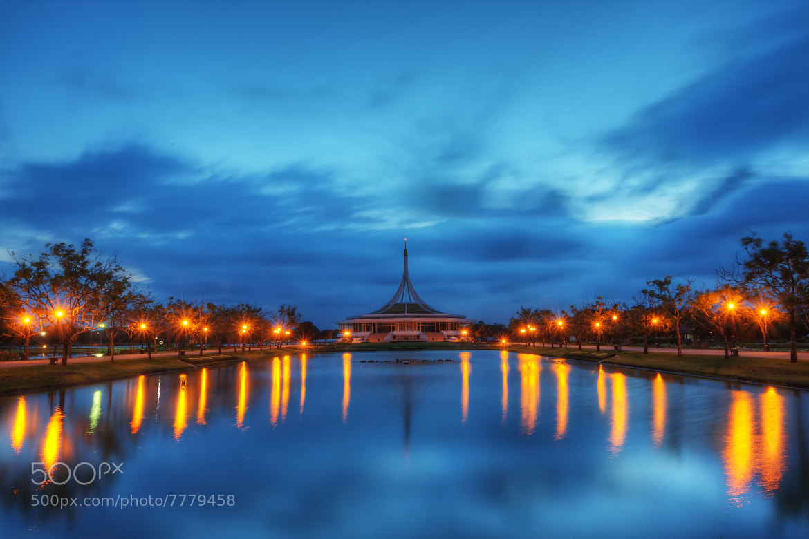 Photograph Suan Luang Rama 9 by Phadermchai Kraisorakul on 500px