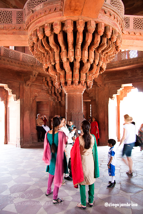 Fatepur Sikri by Diego Jambrina (Elhombredemackintosh) on 500px.com