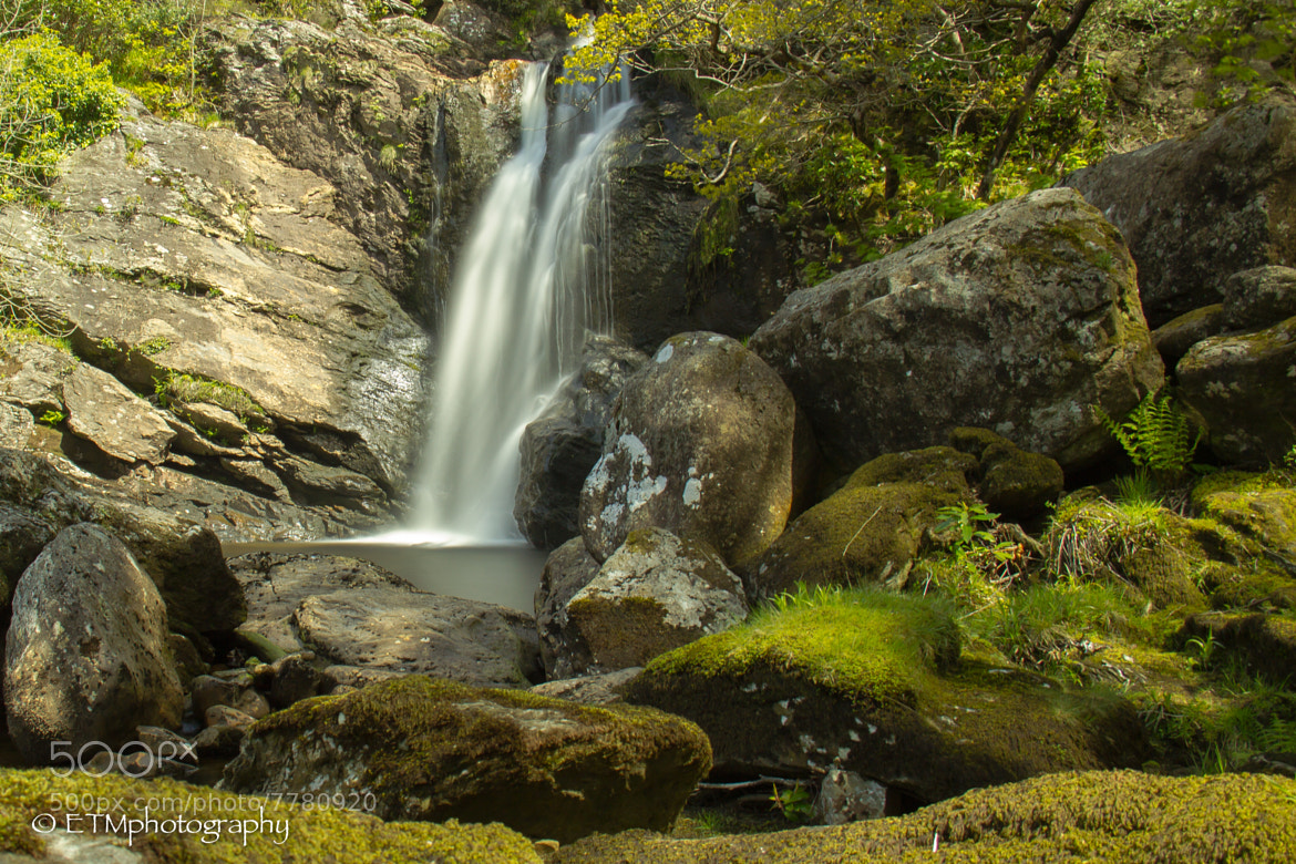 Photograph Waterfall - Loch Lomond by Euan McLatchie on 500px