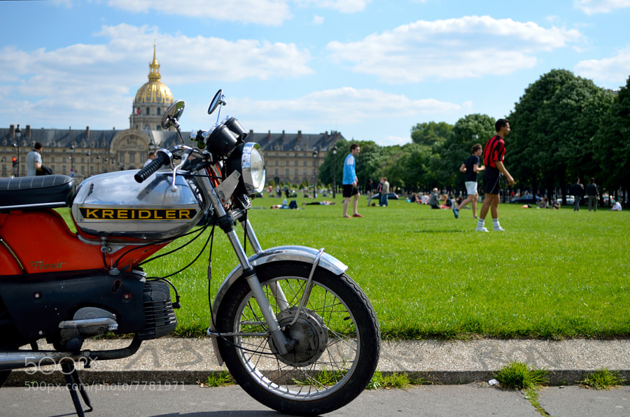 Place des invalides by Michelangelo Rinelli (tixxio) on 500px.com