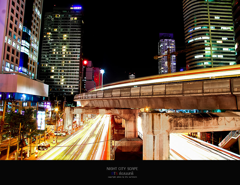 Photograph Chong Nonsi Station BTS by varintorn sajjapallawanich on 500px