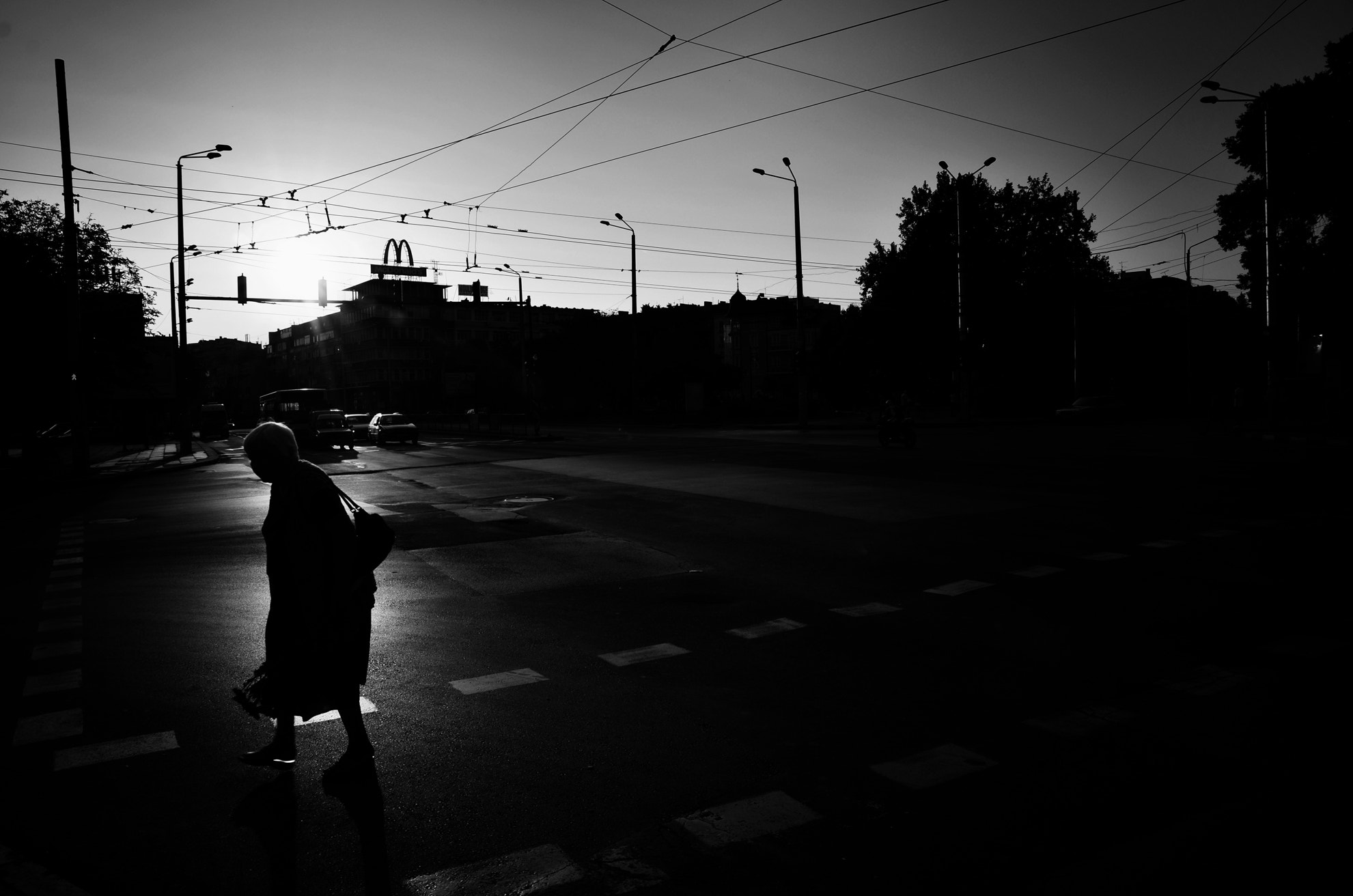 Photograph Crossing by Martin Hricko on 500px
