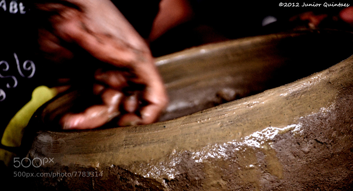 Photograph Pottery Maker by Junior Quintaes on 500px