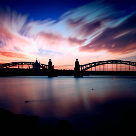 Peter the Great Bridge 2 by Andrey Mikhailov (AndreyMikhailov)) on 500px.com