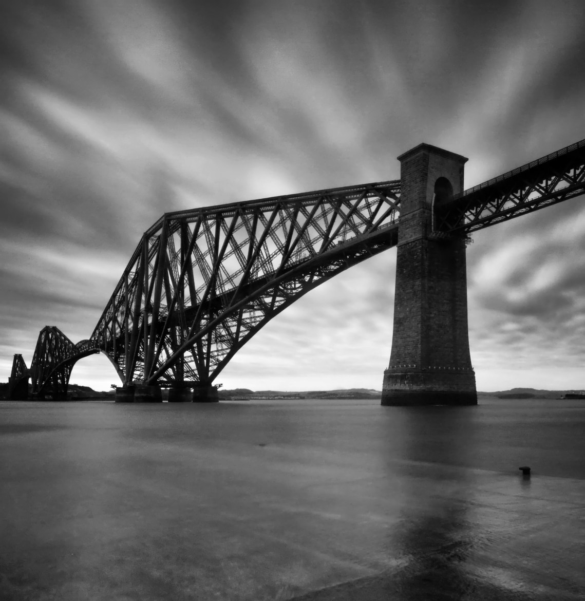 Photograph Forth Rail Bridge by Martin Currie on 500px