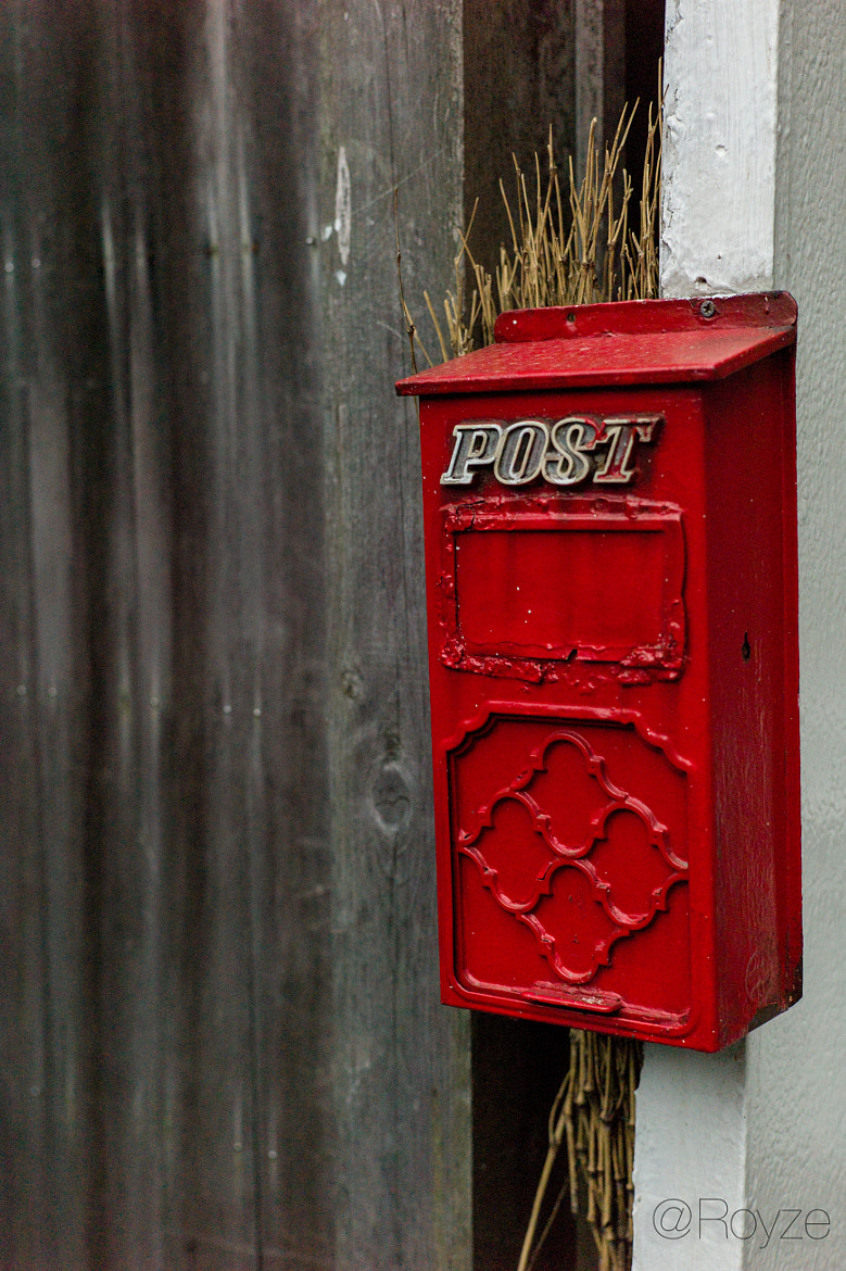 Photograph Letter box by Royze   on 500px