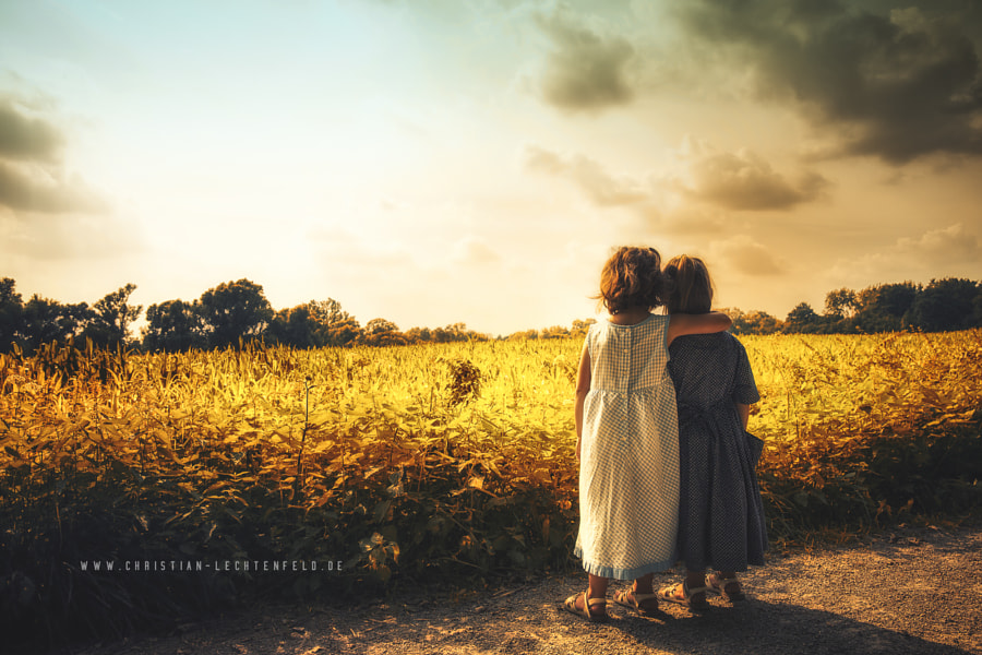 Photograph Sisters II by Christian Lechtenfeld on 500px