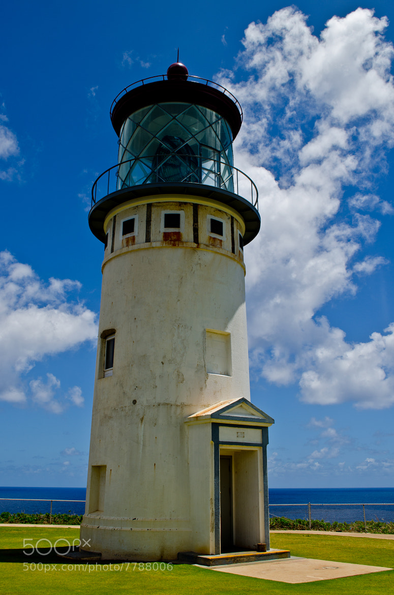 Photograph Kilauea Lighthouse by Jason Tudbury on 500px