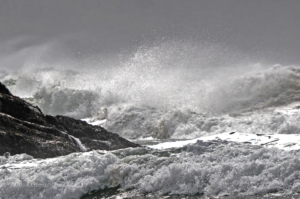 Photograph Stormy sea by Duncan Speight on 500px