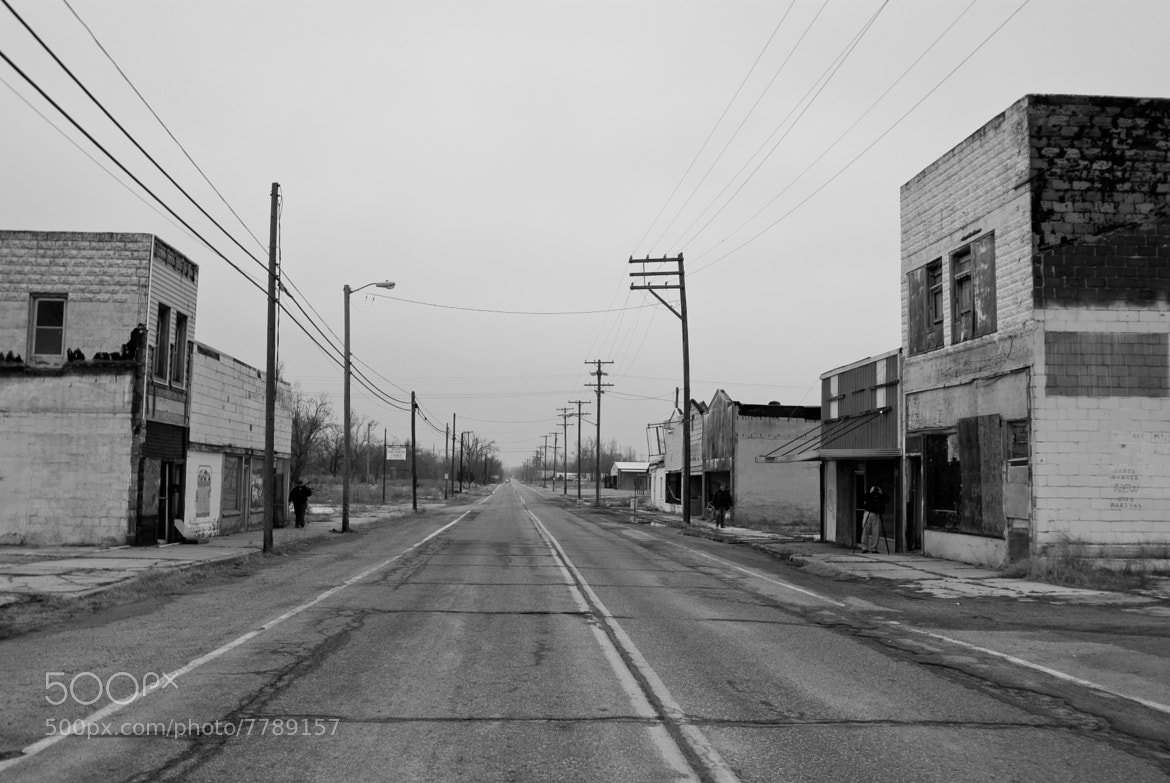 Photograph Ghost town by Melissa Jones on 500px