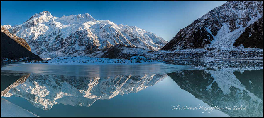 In the quiet morning...New Zealand by Colin Monteath on 500px.com