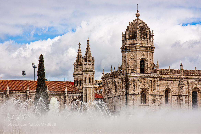 Photograph Monasterio Los Jerónimos by Marcos CV on 500px