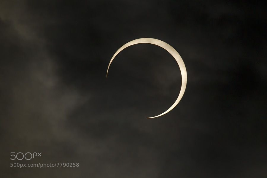 Photograph Eclipse by Peter Edge on 500px