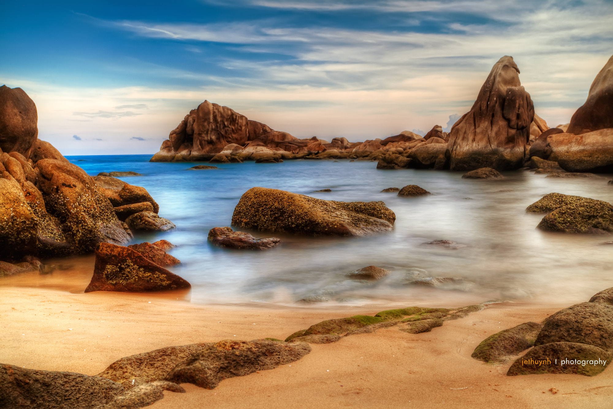 Photograph The Rock Water Bay by Jet Huynh on 500px