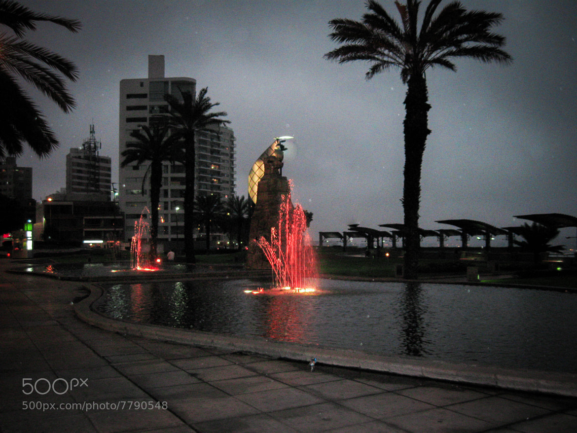 Photograph the fountain by Mirta Mendez Viggiano on 500px