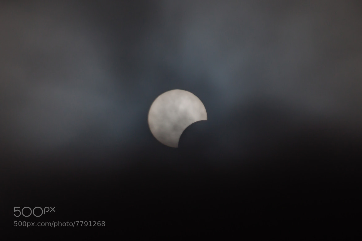 Photograph Solar Eclipse by Tim Strempfer on 500px